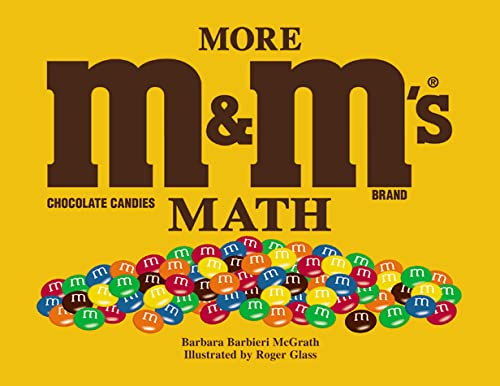 9780881069938: More M&M's Brand Chocolate Candies Math
