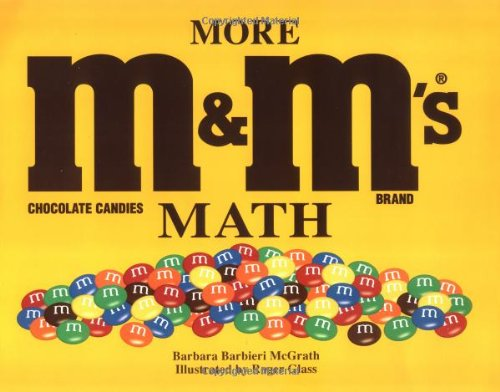 9780881069945: More M&M's Brand Chocolate Candies Math