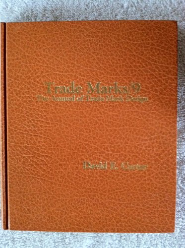 9780881080209: The Book of American Trade Marks/9: The Annual of Trade Mark Design
