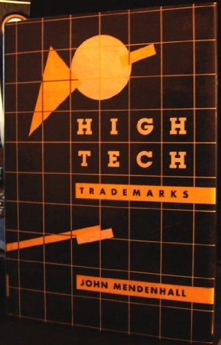 9780881080247: High Tech Trademarks
