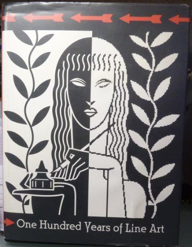 Dynamic Black & White Illustration: One Hundred: Cabarga, Leslie