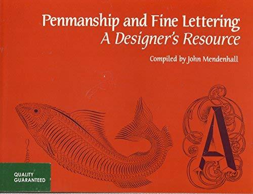 9780881082029: Penmanship & Fine Lettering: A Resource for Designers