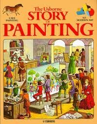 9780881100303: The Usborne Story of Painting