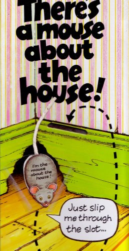 9780881101546: There's a Mouse About the House!