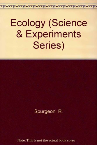 9780881103632: Ecology (Usborne Science & Experiments)