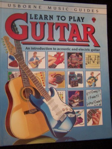9780881103847: Learn to Play Guitar (Usborne Music Guides)