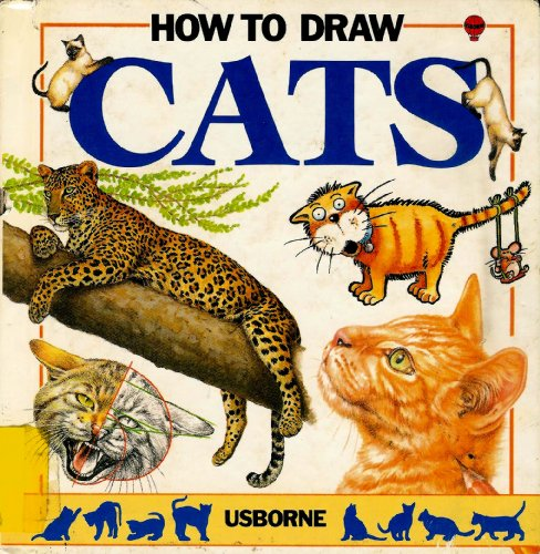 9780881105803: How to Draw Cats (Young Artist Series)