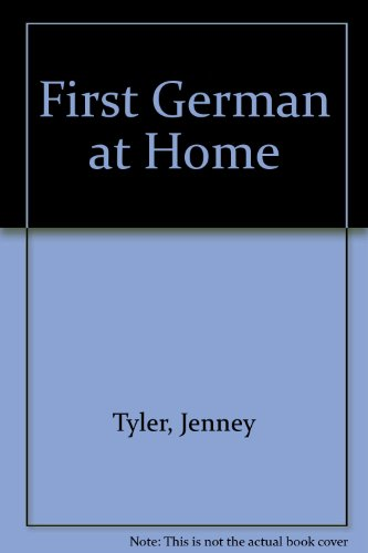First German at Home: Tyler, Jenney, Tyler,