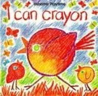 9780881109283: I Can Crayon (Usborne Playtime)