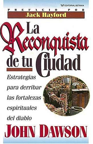 9780881130232: La Reconquista De Tu Ciudad