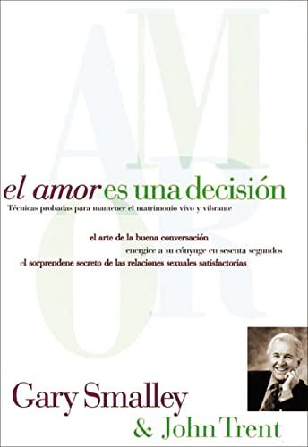 9780881130256: El amor es una decisión