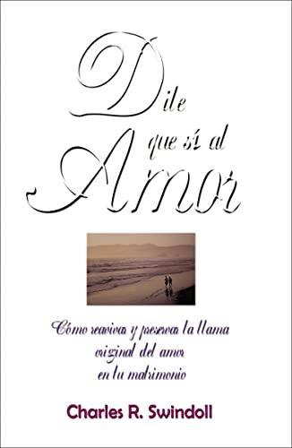 9780881130478: Dile Que Sí Al Amor