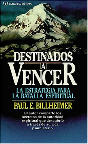 Destinados A Vencer (0881130486) by Billheimer, Paul E.