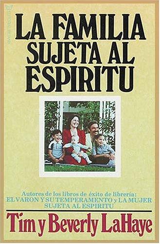9780881130850: La Familia Sujeta Al Espiritu
