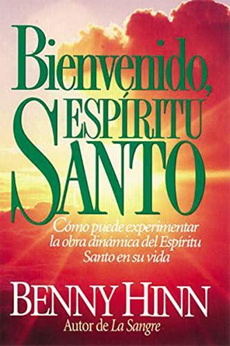 9780881131536: Bienvenido, Espíritu Santo