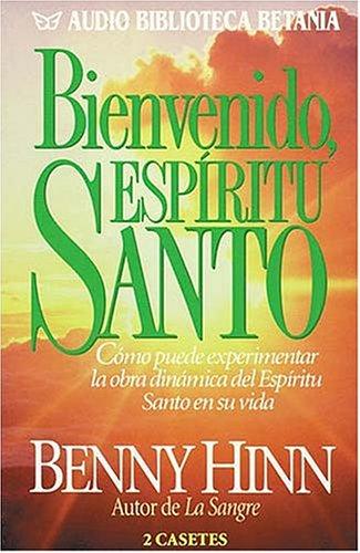 9780881131611: Bienvenido, Espiritu Santo