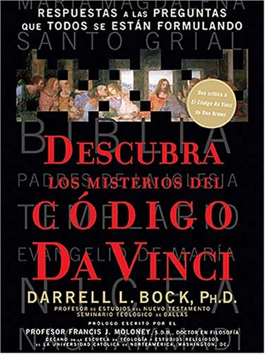Descubra Los Misterios Del Codigo Da Vinci (Spanish Edition) (9780881132458) by Darrell L. Bock