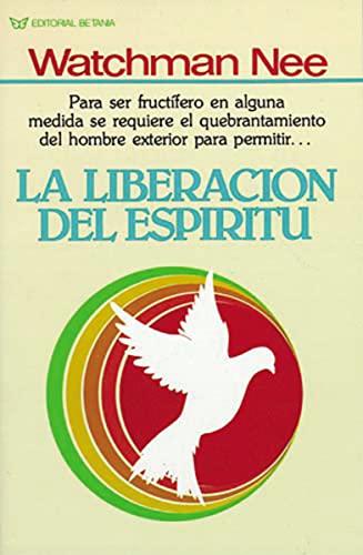 9780881132557: La Liberación Del Espíritu
