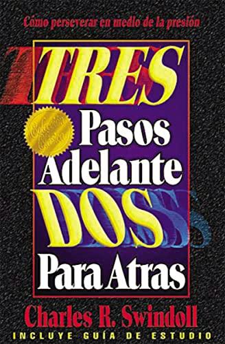 9780881133639: Tres Pasos Adelante DOS Para Atras (Three Steps Forward, Two Steps Back)