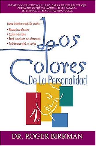 9780881134230: Los Colores de La Personalidad