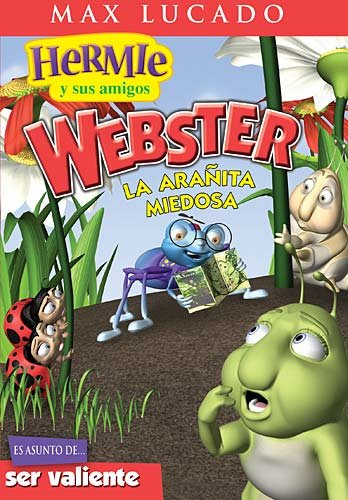 9780881134797: Webster: La Aranita Miedosa