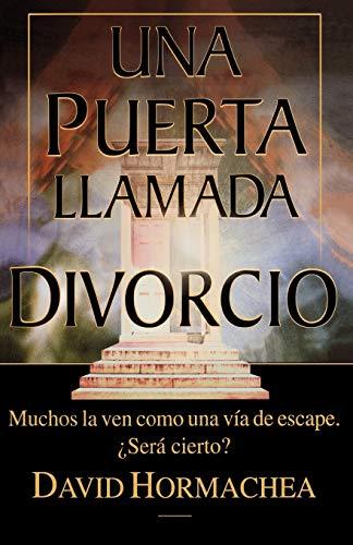 9780881134964: Una Puerta Llamada Divorcio