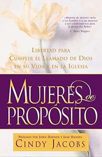 9780881135336: Mujeres De Propósito