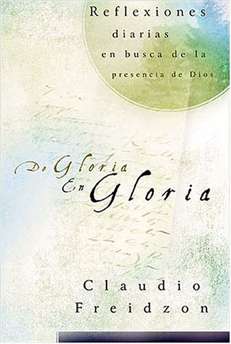 9780881136197: De Gloria en Gloria (From Glory to Glory)