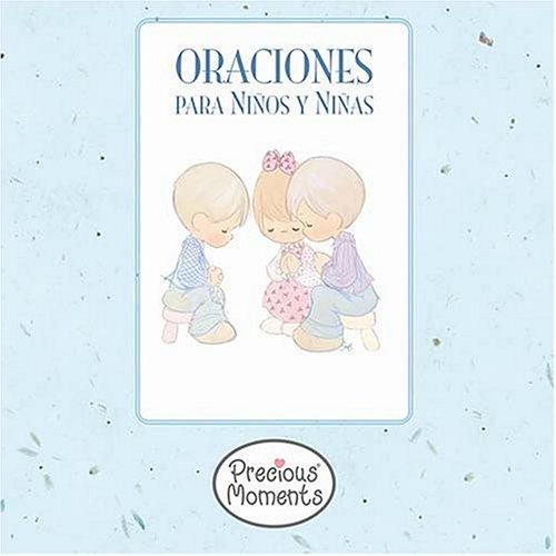 Oraciones Para Niños Y Niñas (0881137235) by Sam Butcher