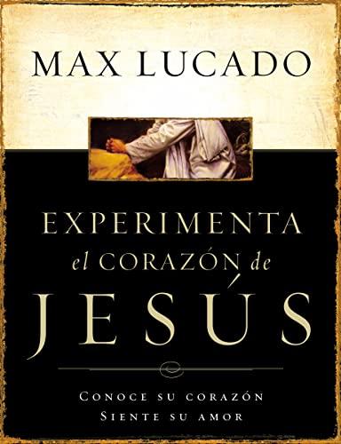 9780881138108: Experimente el corazón de Jesús: Conozca su corazón, sienta su amor (Spanish Edition)