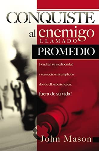 9780881138573: Conquiste al enemigo llamado promedio (Spanish Edition)