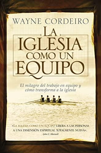 9780881139921: La Iglesia Como un Equipo = Doing Church as a Team