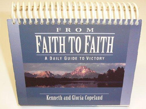 9780881148459: From Faith to Faith
