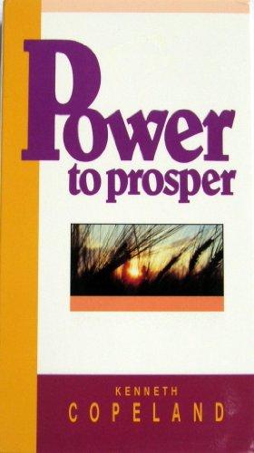 9780881148879: Power to Prosper VHS tape