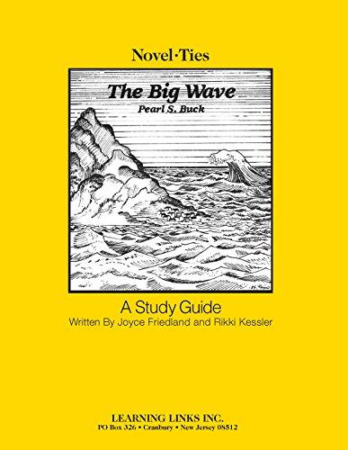 9780881220001: Big Wave: Novel-Ties Study Guide