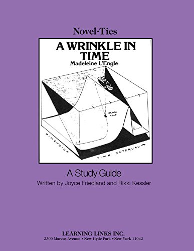 9780881220148: Wrinkle in Time: Novel-Ties Study Guide