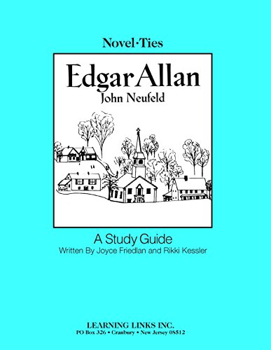 9780881220179: Edgar Allan: Novel-Ties Study Guide