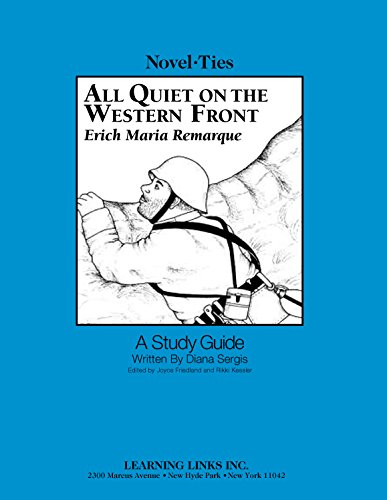 9780881220353: All Quiet on the Western Front (Novel-Ties)