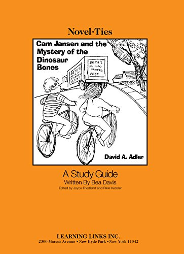 9780881220681: Cam Jansen and the Mystery of the Dinosaur Bones: Novel-Ties Study Guide