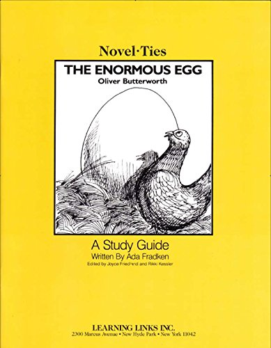 Oliver Butterworth's The enormous egg : study guide (Book ...