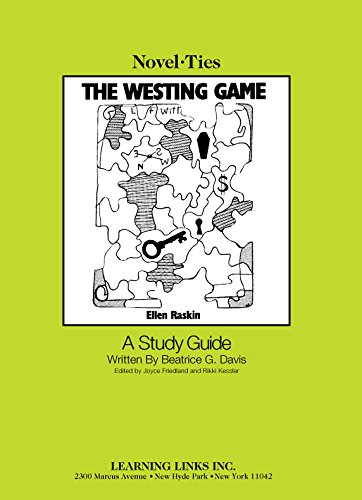 9780881220964: The Westing Game (Novel-Ties)
