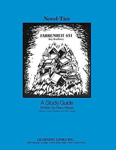 9780881221145: Fahrenheit 451: Novel-Ties Study Guide
