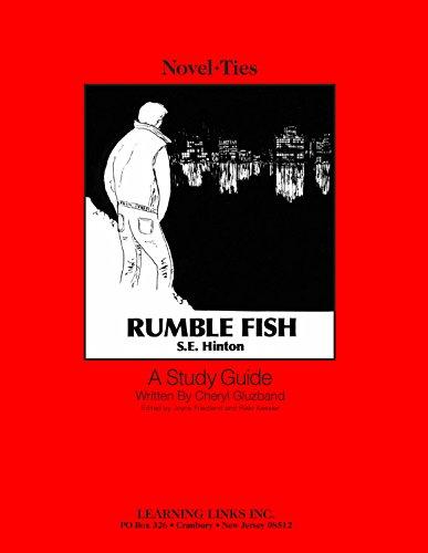 9780881221282: Rumble Fish: Novel-Ties Study Guide