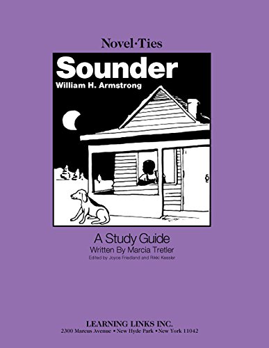 9780881221305: Sounder: Novel-Ties Study Guide