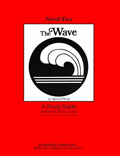 9780881221329: Wave: Novel-Ties Study Guide