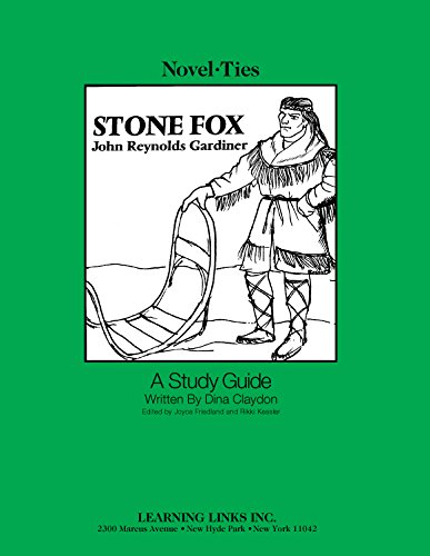 9780881224078: Stone Fox (Novel-Ties)