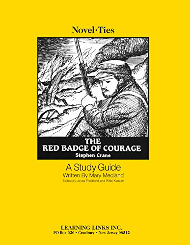 9780881224146: Red Badge of Courage: Novel-Ties Study Guide