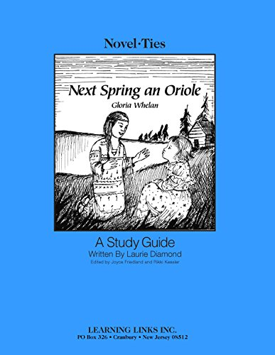9780881225655: Next Spring an Oriole: Novel-Ties Study Guide