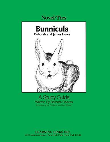9780881225723: Bunnicula: Novel-Ties Study Guide