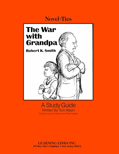 9780881225785: The War with Grandpa (Novel-Ties)